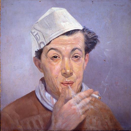 1930 l'uomo che fuma