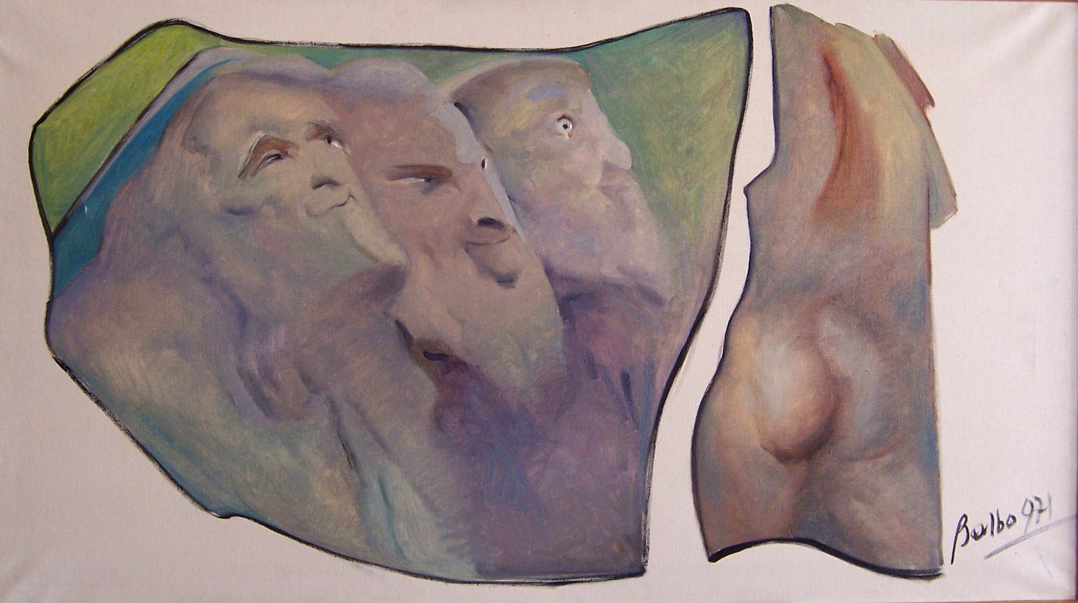 1971 la casta susanna - 100 x 60